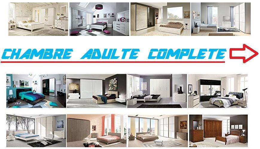 Chambre Design Pas Cher Chambre A Coucher Adulte Complete