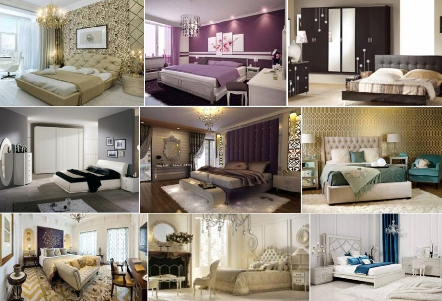 CHAMBRE DESIGN PAS CHER !!! Chambre adulte complete design de Luxe ...
