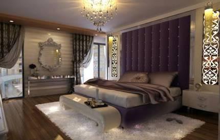 CHAMBRE DESIGN PAS CHER !!! Chambre a coucher adulte ...