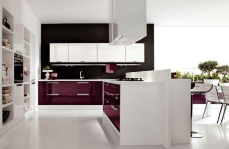 cuisines design pas cher cuisines modernes equipees contemporaines amenagees de luxe design
