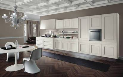 cuisines design contemporaines