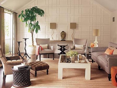 Mobilier salon design zen pas cher meubles chaises for Deco promo
