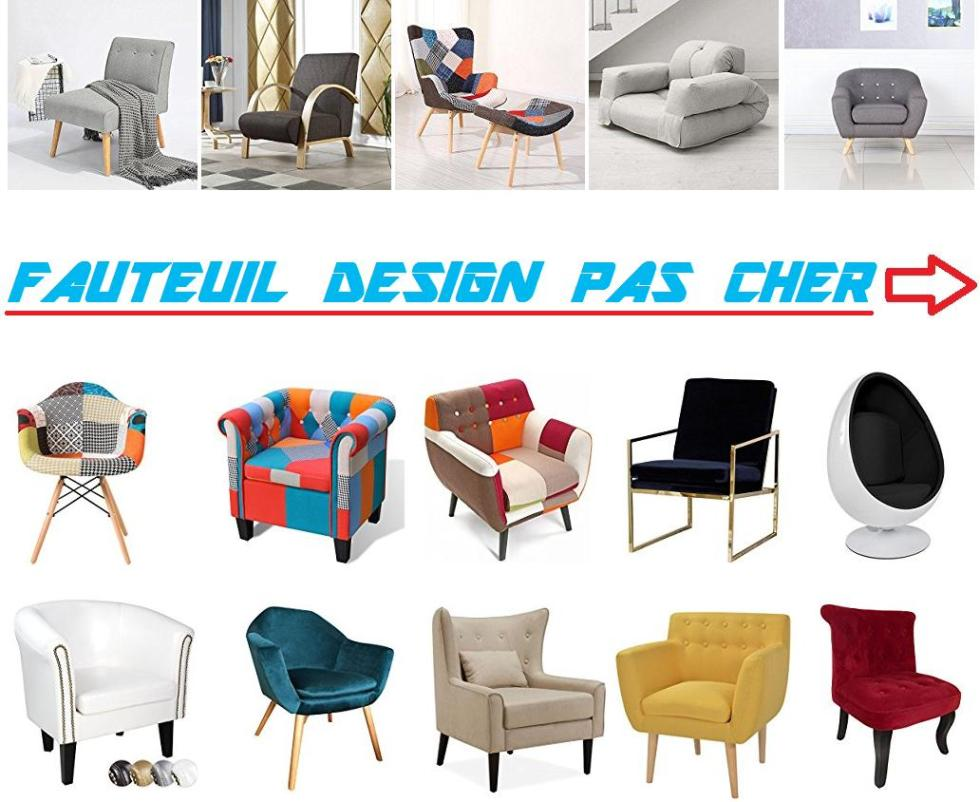 fauteuils design pas cher fauteuil meubles de luxe images photos le design pas cher fr. Black Bedroom Furniture Sets. Home Design Ideas
