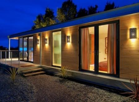 Maison pr fabriqu es de luxe design prix pas cher maisons cl en main modernes en b ton ou bois - Maison design pas cher ...