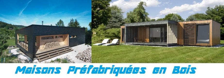 Maison Prefabriquees De Luxe Design Prix Pas Cher Maisons Cle