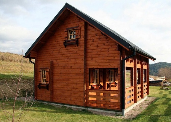maison en bois cl en main pas cher ventana blog. Black Bedroom Furniture Sets. Home Design Ideas