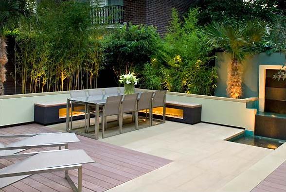 Mobilier de jardin design luxe - Mobilier design jardin ...