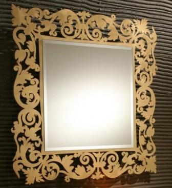 Miroirs Design Pas Cher Miroirs Design Rectangulaire
