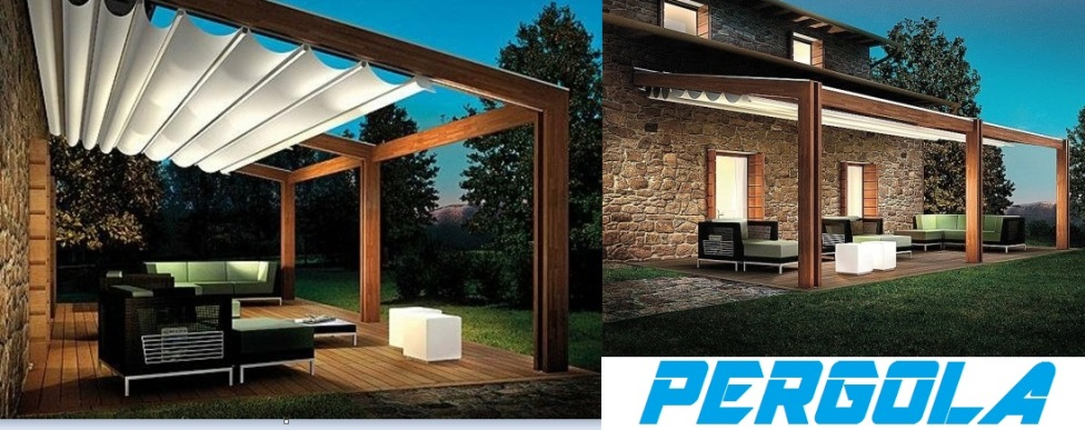 pergola en bois aluminium ou fer forg design pas cher. Black Bedroom Furniture Sets. Home Design Ideas