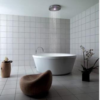 baignoire et douche design salle de bain - Salle De Bain Baignoire Douche