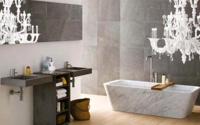 salle de bains design pas cher baignoire douche. Black Bedroom Furniture Sets. Home Design Ideas