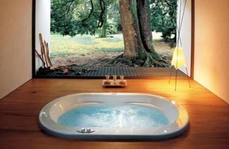 Spa jacuzzi design luxe exterieur interieur discount for Voir piscine