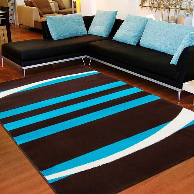 Tapis design pas cher tapis salon contemporain meubles de luxe images photos - Tapis anti salissure pas cher ...