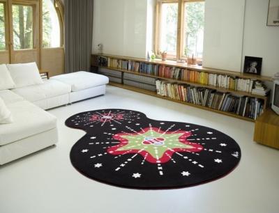 tapis design pas cher tapis salon contemporain meubles. Black Bedroom Furniture Sets. Home Design Ideas