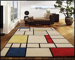 Tapis design pas cher tapis salon contemporain meubles - Tapis de salon pas cher ...