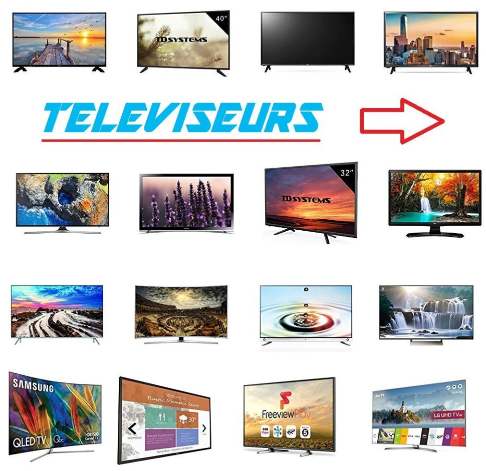 television incurv televiseur led tv design pas cher. Black Bedroom Furniture Sets. Home Design Ideas