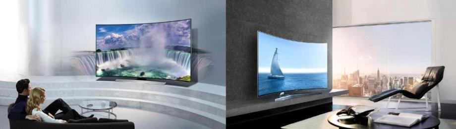 television incurv televiseur led tv design pas cher derniere generation. Black Bedroom Furniture Sets. Home Design Ideas